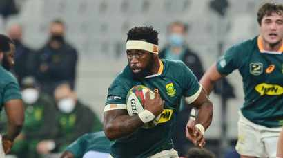 Siya Kolisi says referee Nic Berry didn't show him respect in first Lions Test