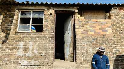 Soweto hostel dwellers' poor living conditions