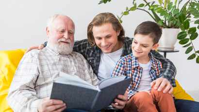 The younger generation as estate owners and trustees