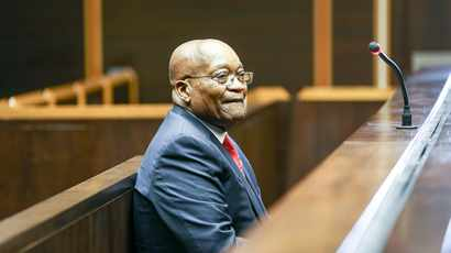 Zuma takes on NPA's Billy Downer, opens criminal case against him over leaked medical records