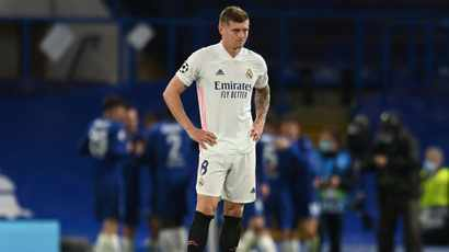 Real Madrid's Toni Kroos isolating after Covid-19 contact