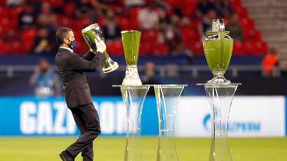 UEFAdecision on fan return expected next week after Super Cup test