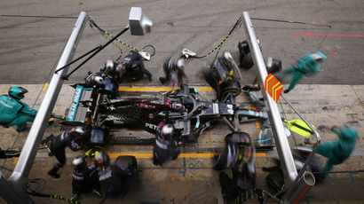 We need to improve our F1 pit stops, Mercedes admits