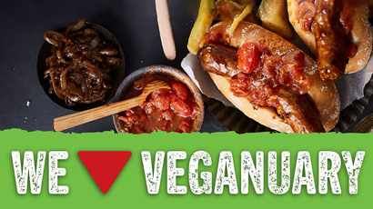 Top tips for going plant-based - through Veganuary and beyond!