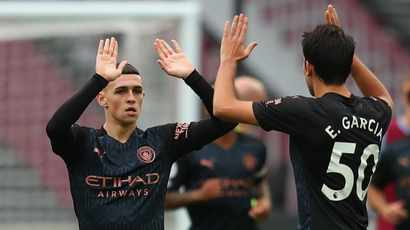 Phil Foden salvages a point for Man City at West Ham