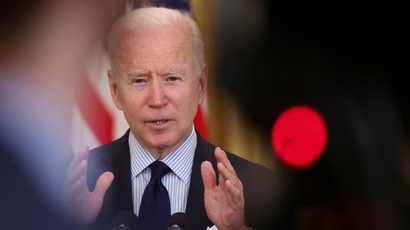 Biden's 'decision for humankind'