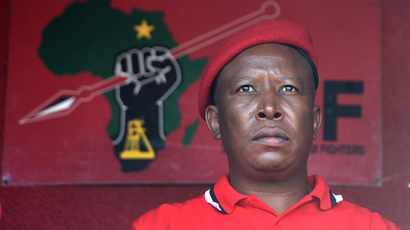 Julius Malema is a threat to our democracy