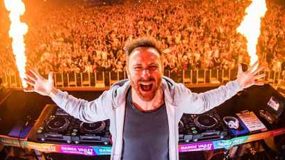 David Guetta to perform live from Hungary for 2020 MTV EMAs