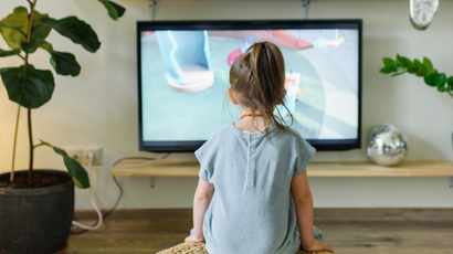 SA children are given too much screen time