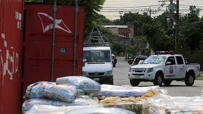 Paraguay autorities find five bodies in fertilizer shipment from Serbia