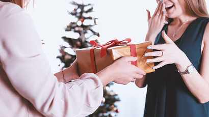 Christmas gifting games to play at your next party