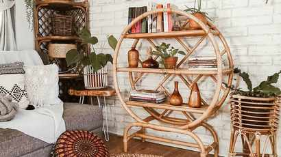 Decor trend: Cane is here to stay