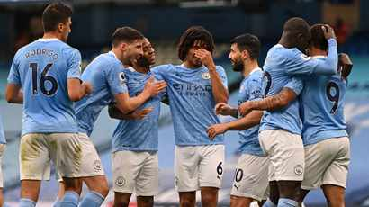 Manchester City clinch Premier League title after United lose to Leicester