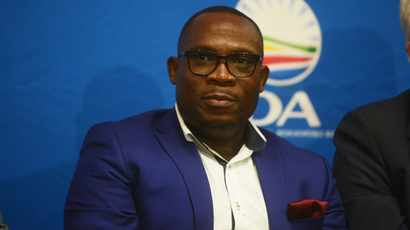 LISTEN: Madikizela says he stands by his comparison of the EFF to Nazi brown shirts