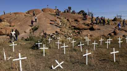 Marikana Massacre: Surviving victims go for Cyril Ramaphosa