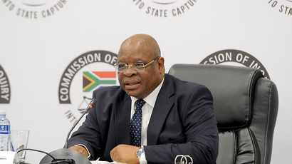 Justice Zondo was granted a three-month extension to complete commission's work