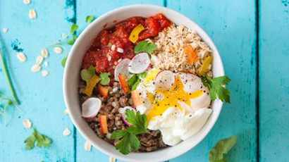 Consider oats as more than just a breakfast option