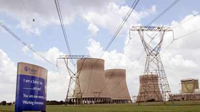 Eskom implements stage 2 loadshedding