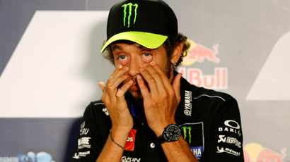 Valentino Rossi to miss Aragon MotoGP after testing positive for Covid-19