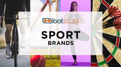 Enhance your fitness and sports journey with Loot.co.za