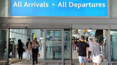 Cape Town airport name change ditched