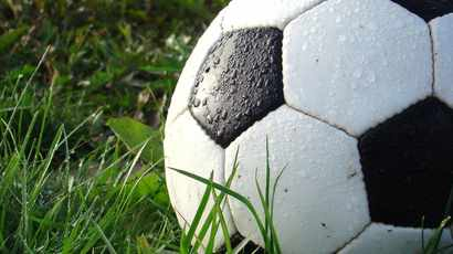 Goalkeeper coach suspended for one sprinkle too many