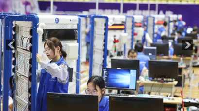 How China's investment in vocational education has led to increased employment and poverty alleviation