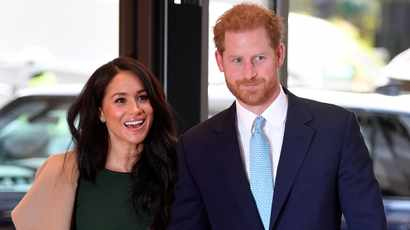 Duke and Duchess of Sussex donate lunches to volunteers