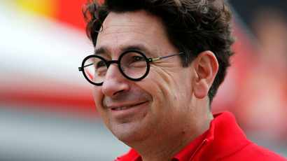 Ferrari's F1 chief hoping for revival in 2021