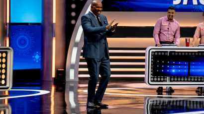 Steve Harvey chats about filming Mzansi's new season of 'Family Feud'