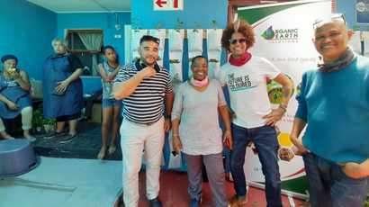 Boxing smart to beat hunger
