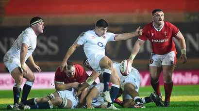 England into Nations Cup final with grinding win over Wales