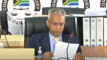 Anoj Singh gets shaky under cross-examination at Zondo commission