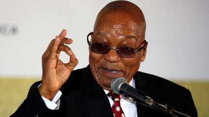 Watch Jacob Zuma Says It Pains Him To See Africans Being Instruments Of White People
