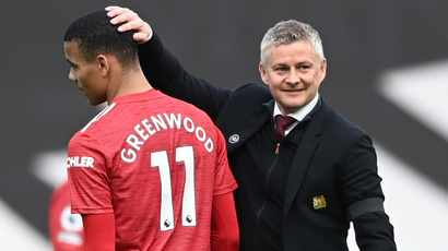 Greenwood double helps Man United to win over Burnley