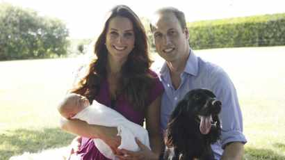 Prince William and Catherine mourn loss of pet pooch Lupo