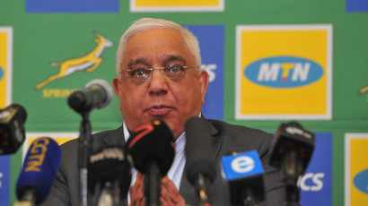 Mark Alexander confirms SA Rugby search for equity partner to 'allow the game to grow'