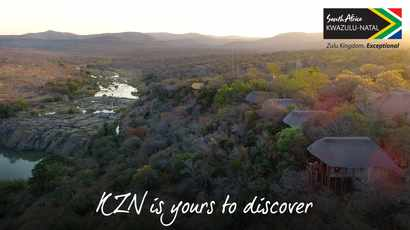 Indulge in a unique experience in the heart of Zululand this Tourism Month