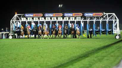 Second Base looks for a home run at Turffontein