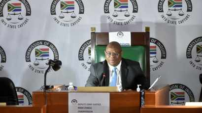 LETTER: Judge Raymond Zondo is a man of sound moral principle