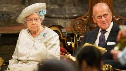 Prince Philip's death has Queen Elizabeth II feeling a 'huge void', says Prince Andrew