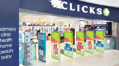 Clicks expects up to 13% profit jump