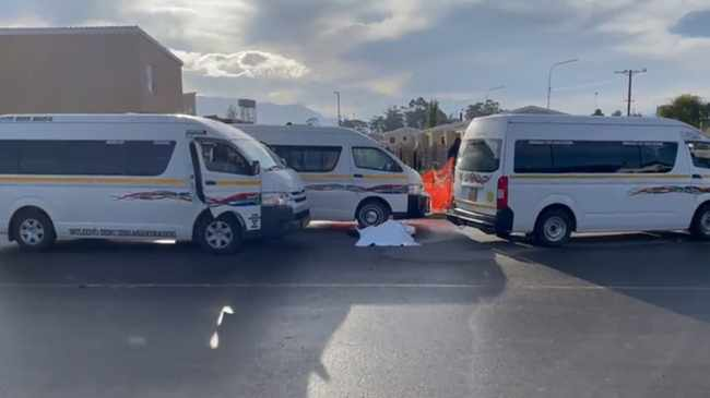 AMBUSHED: Gunmen killed four drivers in Ceres while a fifth victim died in hospital. Picture supplied