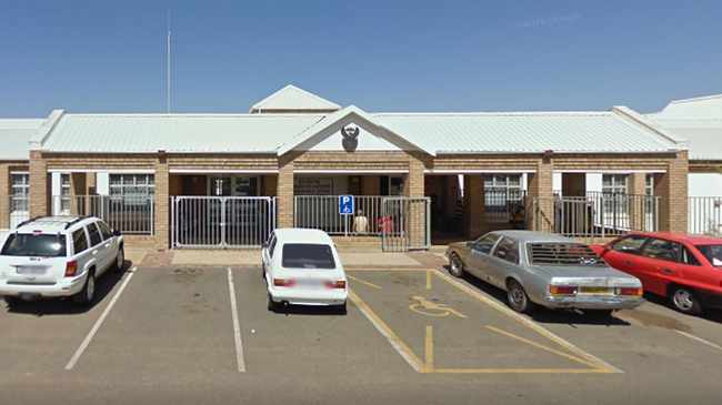 APPEAR: The Atlantis duo were released on R2000 bail at the Atlantis Magistrates' Court. File photo