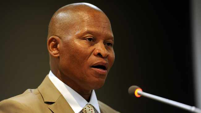 Chief Justice Mogoeng Mogoeng. Picture: Werner Beukes/SAPA