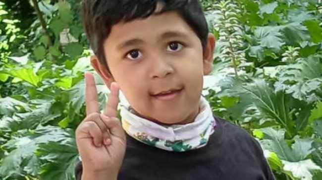 DIAGNOSED: Jihaad Damon, 6, from Lotus River is fighting AUL