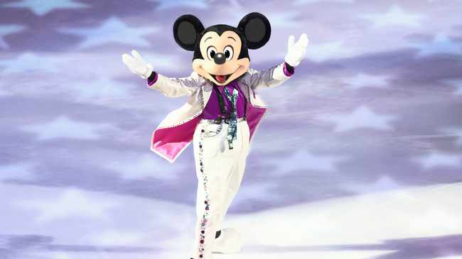 Disney on Ice is returning to GrandWest, just in time for the school holidays from July 10-14, with their winter wonderland called Disney on Ice: Magical Ice Festival. Picture: Heinz Kluitmeier/Supplied