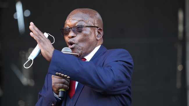 Former president Jacob Zuma. Picture: Doctor Ngcobo/African News Agency(ANA)