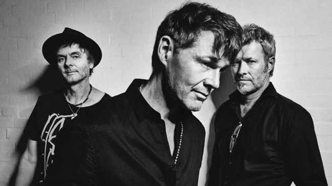 ICONIC: 80s pop group A-ha coming to SA. Photo: Supplied.