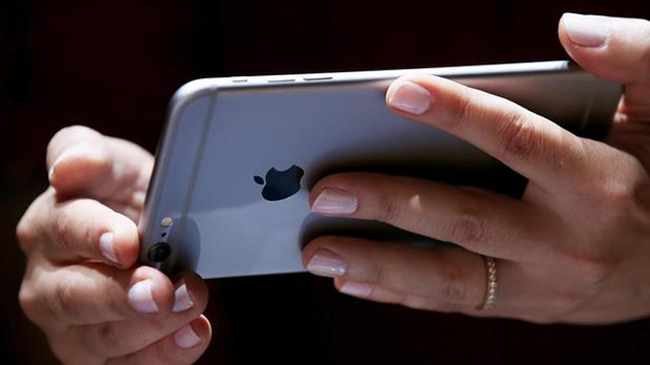 IMPACT: The iPhone was mocked for not having relevance. File photo